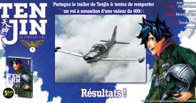 Tenjin--resultats